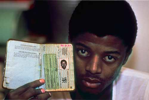 south africa passbook
